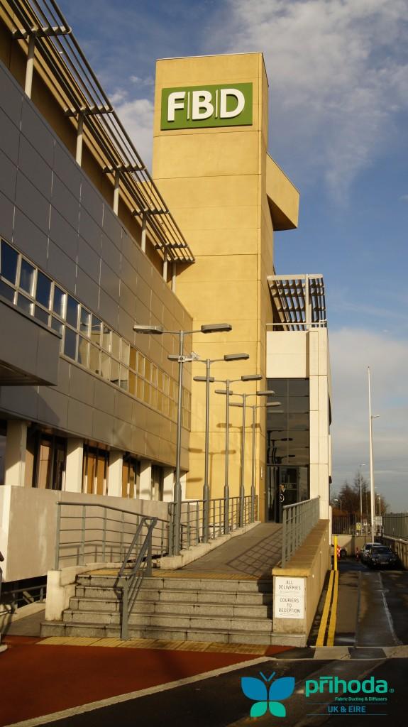 FBD Insurance Offices Dublin