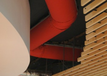 Prihoda Fabric Duct QMU