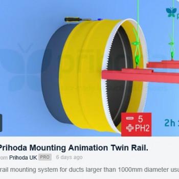 Prihoda-Twin-rail-suspended-Installation