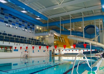 swimming pool heating ductwork