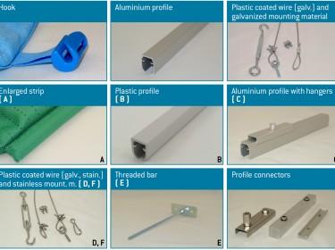Installation-Parts