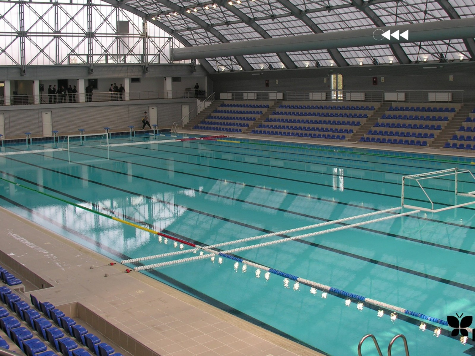 swimming pool ventilation ducting