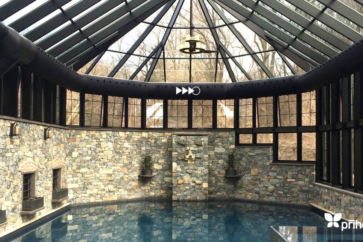 Swimming Pool Ducting