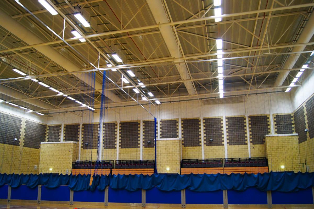 Sports Hall Air Socks