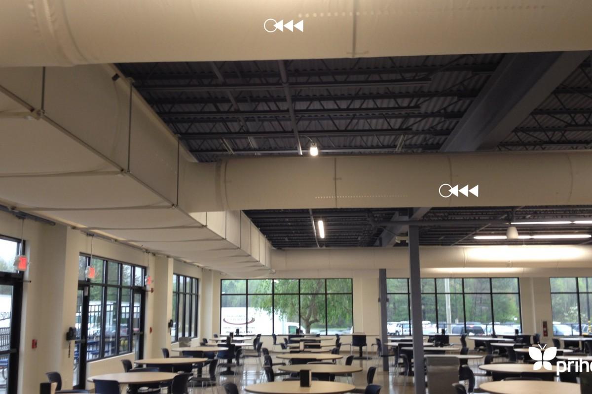 food court ventilation
